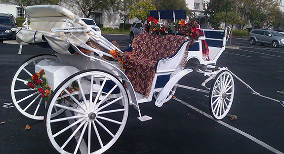 Horse Carriage Rentals